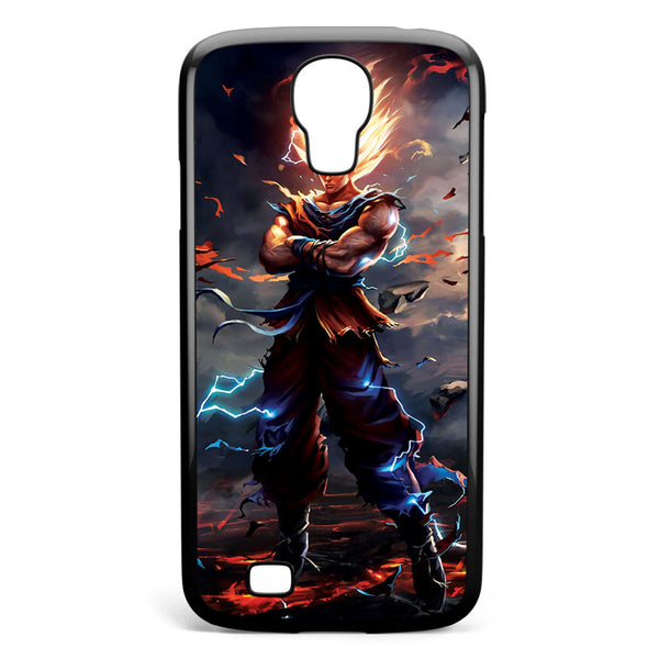 Goku and Dragonball Samsung Galaxy S4 Case Cover ISVA290