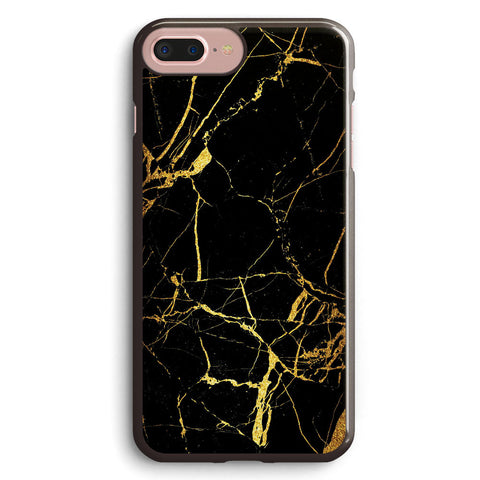 Gold Marble Apple iPhone 7 Plus Case Cover ISVC779