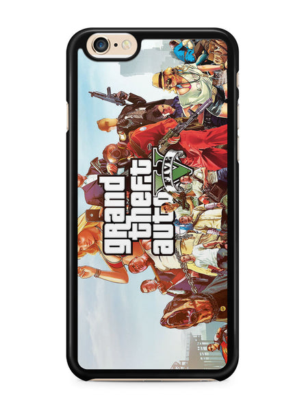 Grand Theft Auto V Apple iPhone 6 / iPhone 6s Case Cover ISVA533