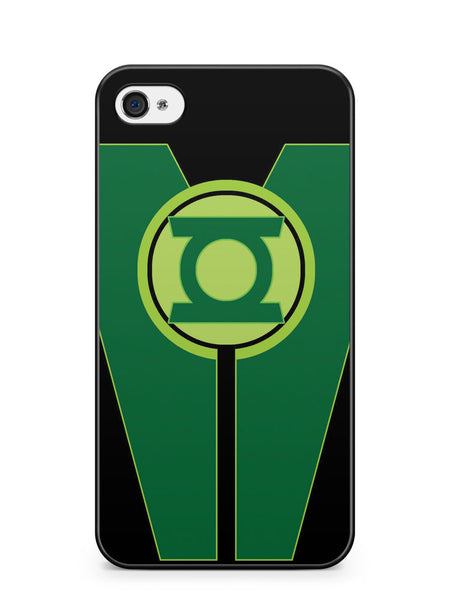 Green Lantern Rise of the Manhunters Apple iPhone 4 / iPhone 4S Case Cover ISVA308