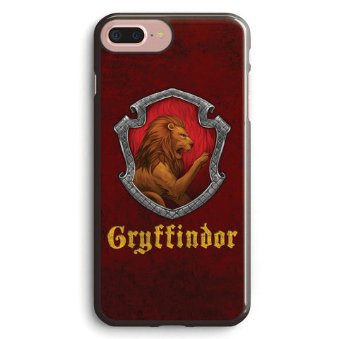 Grunge Gryffindor Logo Apple iPhone 7 Plus Case Cover ISVA132