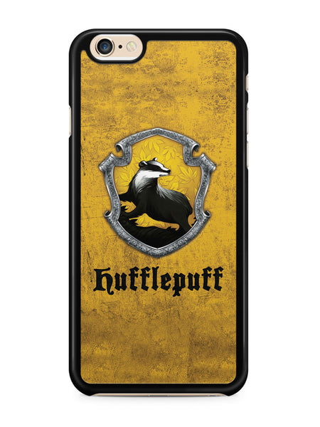 Grunge Hufflepuff Logo Apple iPhone 6 / iPhone 6s Case Cover ISVA133