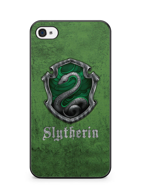 Grunge Slytherin Logo Apple iPhone 4 / iPhone 4S Case Cover ISVA135