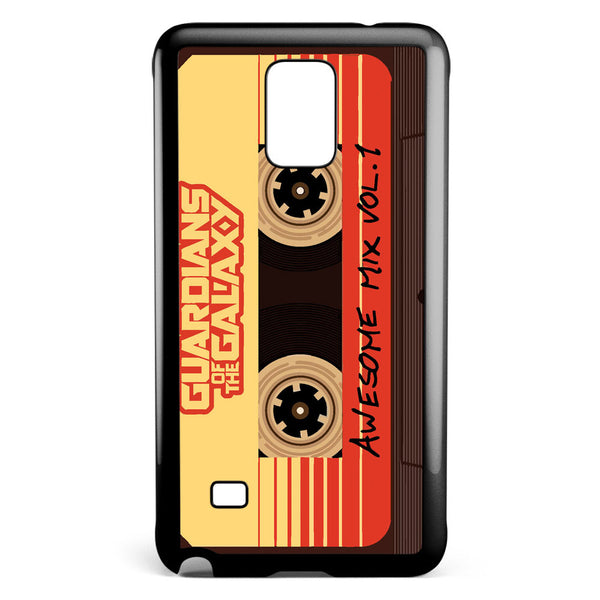 Guardians of the Galaxy Awesome Mix Vol 1 Samsung Galaxy Note 4 Case Cover ISVA190