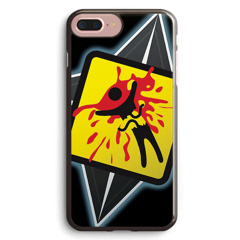 Halo 4 Splatter  Medal Apple iPhone 7 Plus Case Cover ISVE540