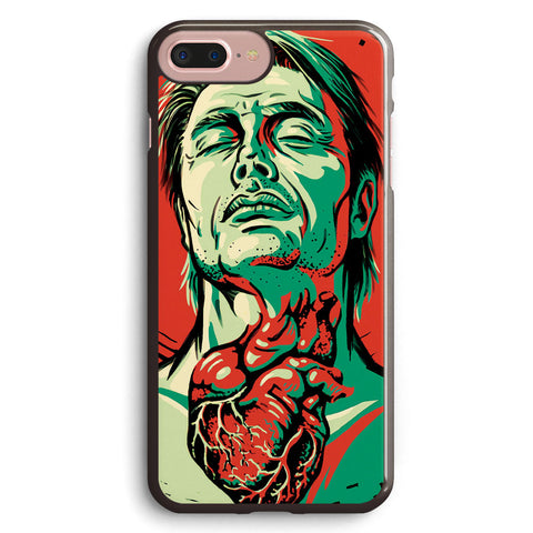 Hannibal Art Apple iPhone 7 Plus Case Cover ISVD417