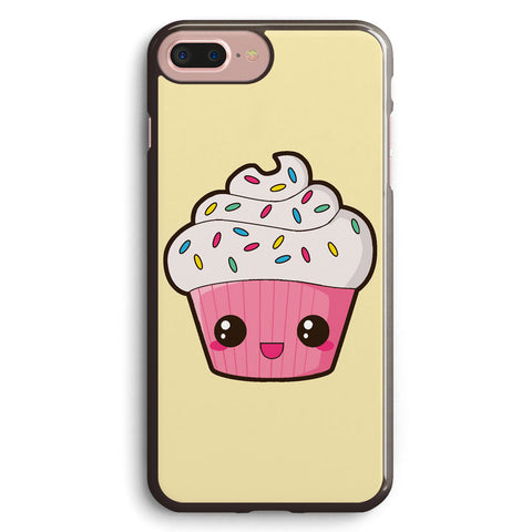 Happy Cupcake Apple iPhone 7 Plus Case Cover ISVA961