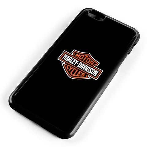 Harley Davidson Logo Apple iPhone 6 Plus / iPhone 6s Plus ISVA096