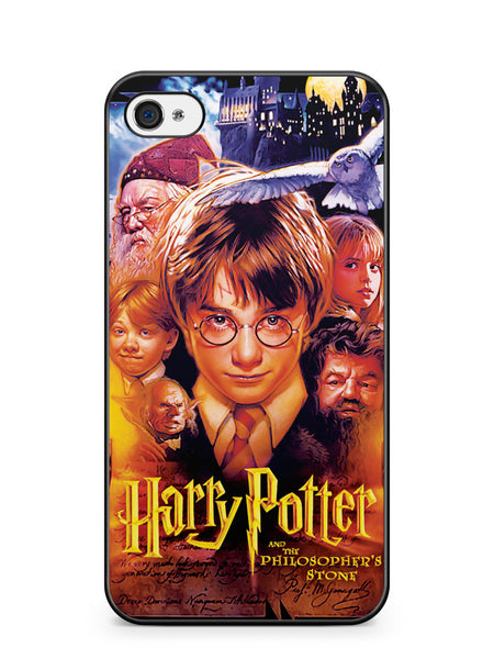Harry Potter and the Philosopher's Stone Apple iPhone 4 / iPhone 4S Case Cover ISVA536