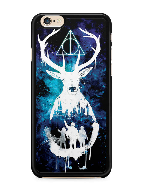 Harry Potter Hogwarts Watercolor Apple iPhone 6 / iPhone 6s Case Cover ISVA463