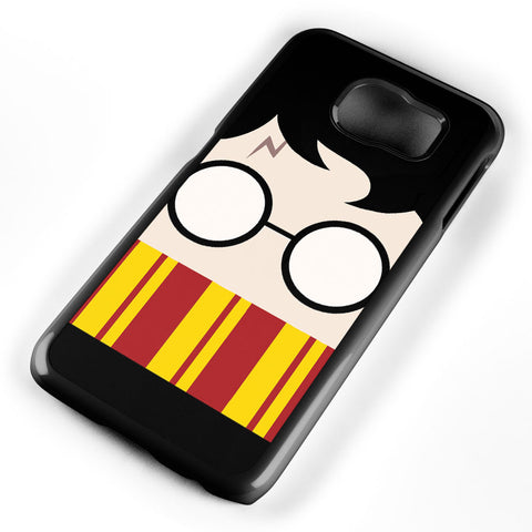 Harry Potter Minimalist Character Samsung Galaxy S6 Case Cover ISVA097