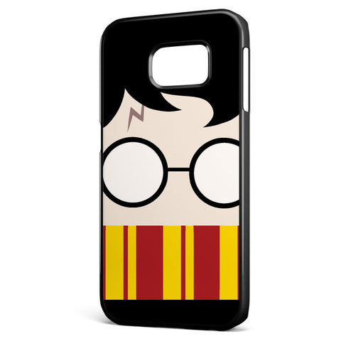 Harry Potter Minimalist Character Samsung Galaxy S6 Edge Case Cover ISVA097