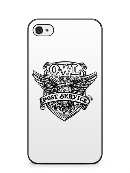 Harry Potter Owl Post Service Apple iPhone 4 / iPhone 4S Case Cover ISVA187