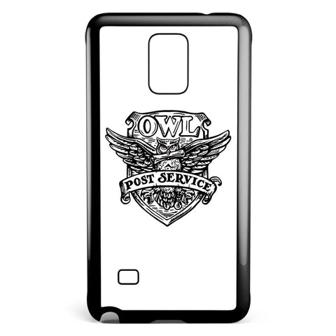 Harry Potter Owl Post Service Samsung Galaxy Note 4 Case Cover ISVA187