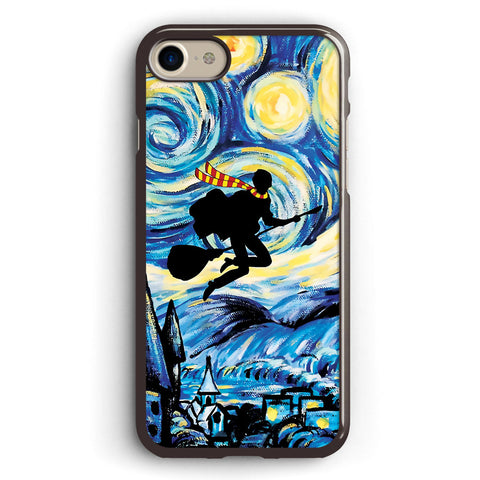 Harry Potter Starry Night Apple iPhone 7 Case Cover ISVA247