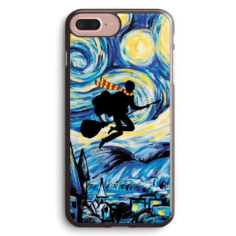 Harry Potter Starry Night Apple iPhone 7 Plus Case Cover ISVA247