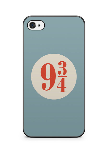 Harry Potter the 9 3_4 Patform Apple iPhone 4 / iPhone 4S Case Cover ISVA183