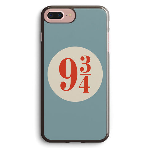 Harry Potter the 9 3_4 Patform Apple iPhone 7 Plus Case Cover ISVA183