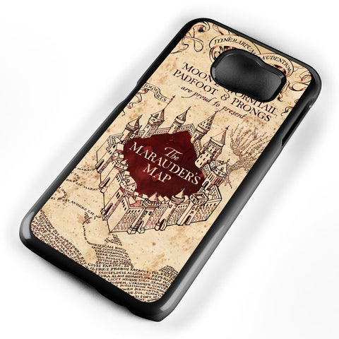 Harry Potter the Marauder's Map Samsung Galaxy S6 Case Cover ISVA130