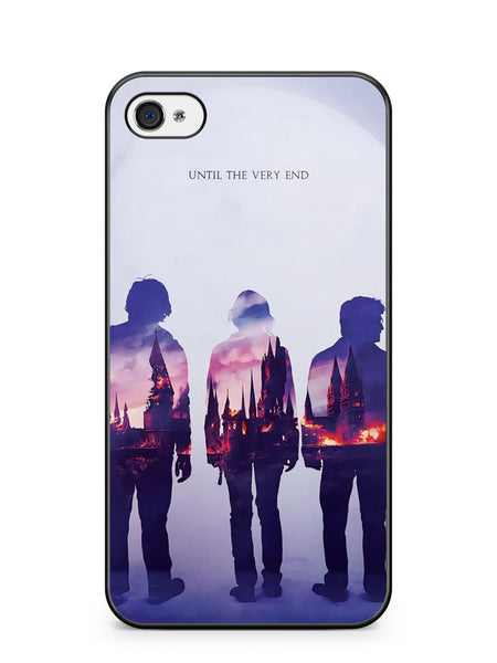 Harry Potter Until the Very End Apple iPhone 4 / iPhone 4S Case Cover ISVA464