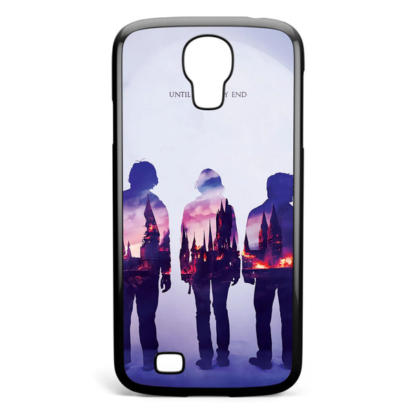 Harry Potter Until the Very End Samsung Galaxy S4 Case Cover ISVA464