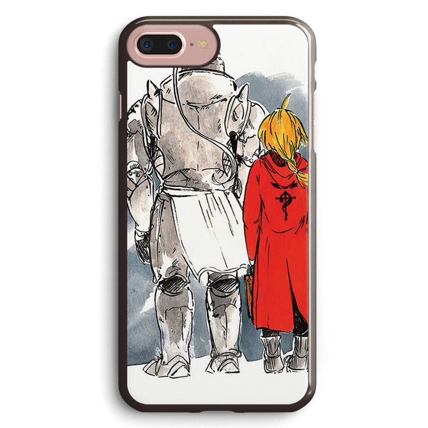 Heart Made Fullmetal Apple iPhone 7 Plus Case Cover ISVD990