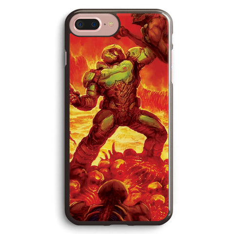 Hell Apple iPhone 7 Plus Case Cover ISVH046