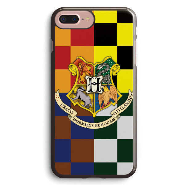 Hogwarts Logo Apple iPhone 7 Plus Case Cover ISVA099