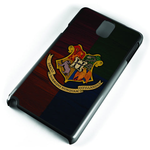 Hogwarts School of Witchcraft and Wizardry Samsung Galaxy Note 3 Case Cover ISVA128
