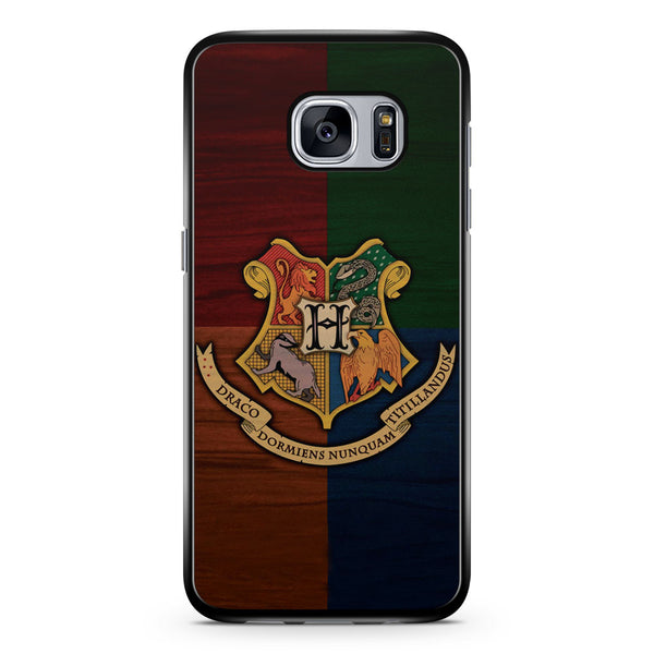Hogwarts School of Witchcraft and Wizardry Samsung Galaxy S7 Case Cover ISVA128