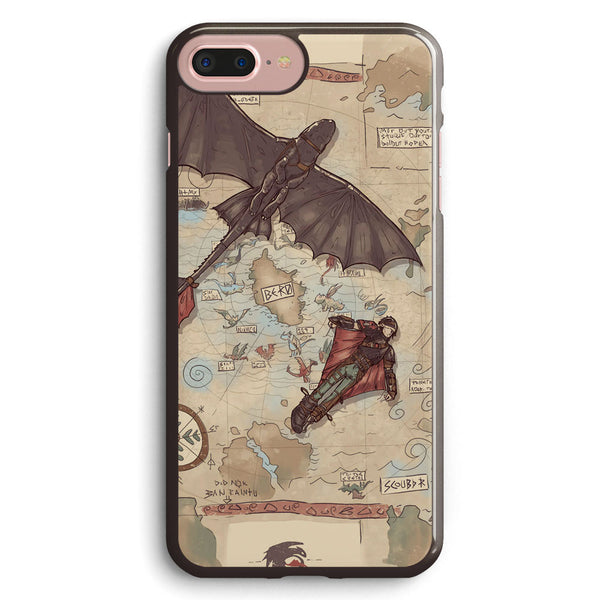 How to Train Your Dragon 3 Apple iPhone 7 Plus Case Cover ISVD448