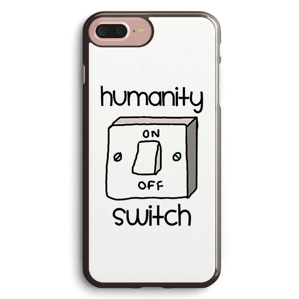 Humanity Switch Apple iPhone 7 Plus Case Cover ISVH843