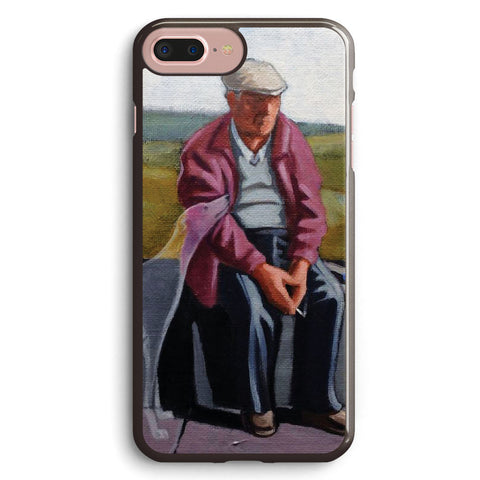 I Wonder if the Ol  Girl Misses Me As Much Apple iPhone 7 Plus Case Cover ISVC210