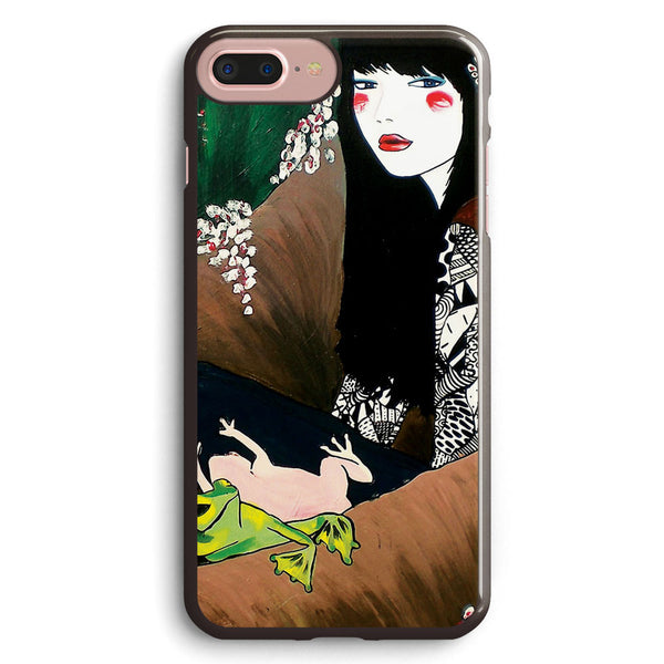 I Am an Endangered Species Apple iPhone 7 Plus Case Cover ISVE013