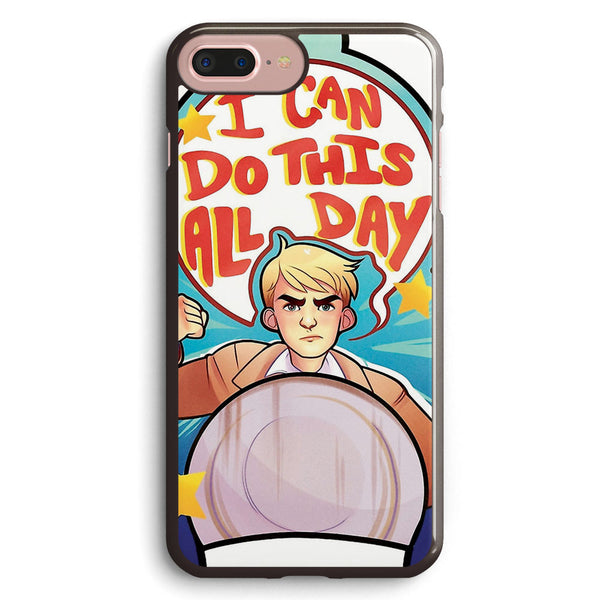 I Can Do This All Day Apple iPhone 7 Plus Case Cover ISVG151