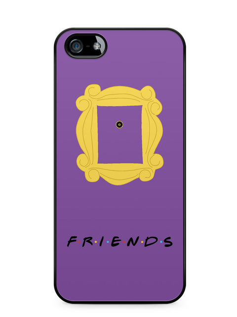 I'll Be There for You Friends Apple iPhone SE / iPhone 5 / iPhone 5s Case Cover  ISVA105