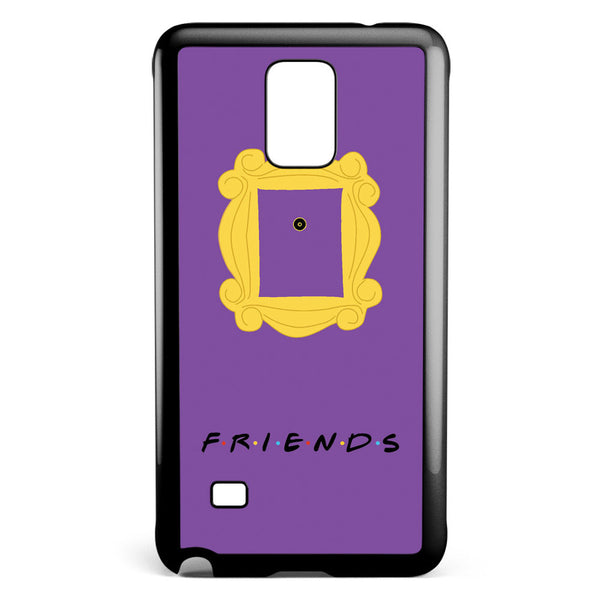 I'll Be There for You Friends Samsung Galaxy Note 4 Case Cover ISVA105