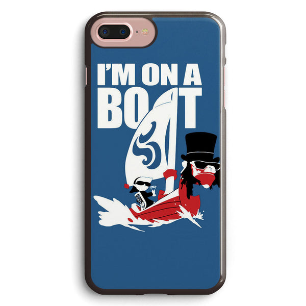 I'm on a Boat Apple iPhone 7 Plus Case Cover ISVA985