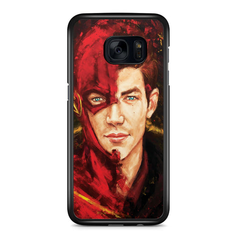 I'm the Fastest Man Alive Samsung Galaxy S7 Edge Case Cover ISVA156