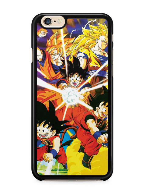 Impossible Dragon Ball Z Apple iPhone 6 / iPhone 6s Case Cover ISVA289