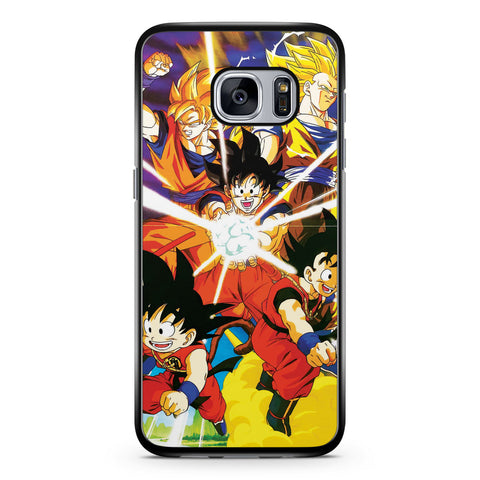 Impossible Dragon Ball Z Samsung Galaxy S7 Case Cover ISVA289