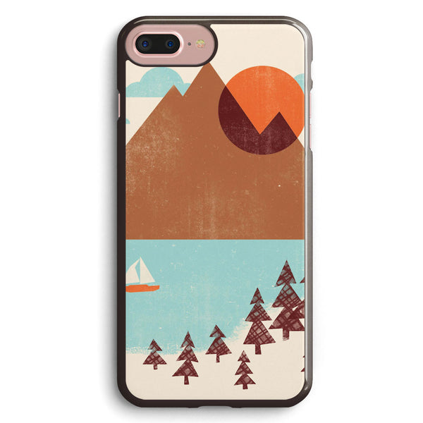 Indian Summer Apple iPhone 7 Plus Case Cover ISVG609