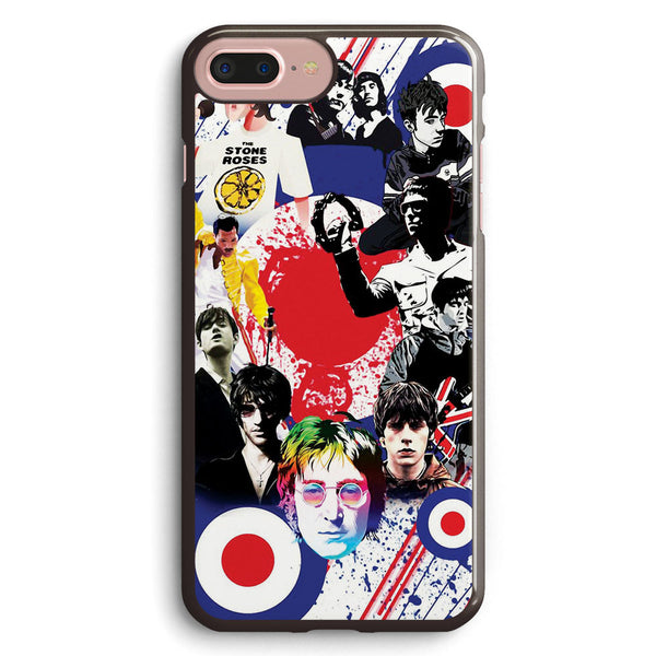 Indie Rock N Roll Apple iPhone 7 Plus Case Cover ISVC827