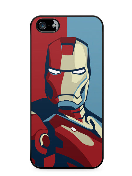 Iron Man for Election Apple iPhone 5c Case Cover ISVA250