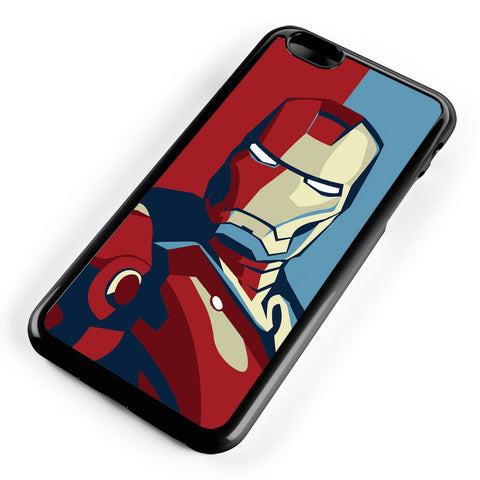 Iron Man for Election Apple iPhone 6 Plus / iPhone 6s Plus ISVA250