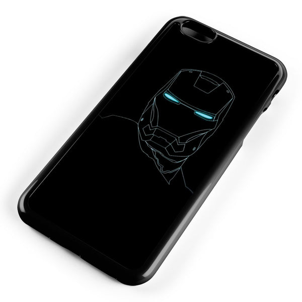 Iron Man Silhouette Apple iPhone 6 Plus / iPhone 6s Plus ISVA248