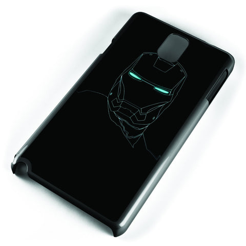 Iron Man Silhouette Samsung Galaxy Note 3 Case Cover ISVA248