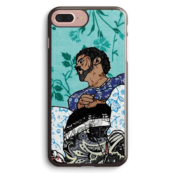 J Cole Floral Swatch Apple iPhone 7 Plus Case Cover ISVC212