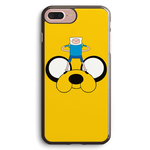 Jake and Fin Adventure Time Apple iPhone 7 Plus Case Cover ISVA996