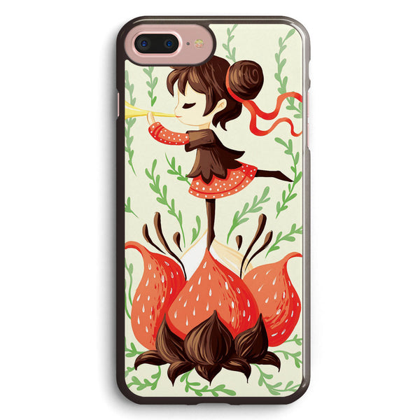 Japanese Art Spring Melody Apple iPhone 7 Plus Case Cover ISVA540